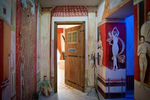 那不勒斯欧洲酒店 - 那不勒斯 - 楼梯