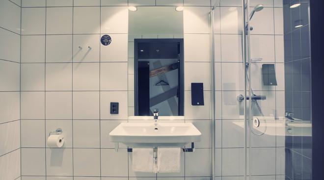 舒适快捷中央车站酒店 - 奥斯陆 - 浴室
