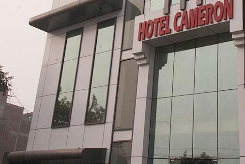 卡梅隆酒店 - 新德里 - 建筑