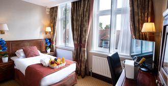 罗切斯特农庄酒店 - 伦敦 - 睡房