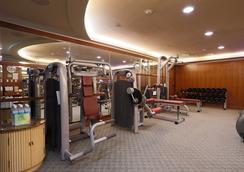 长荣桂冠酒店(台北) - 台北 - 健身房