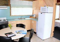 雷兹埃克的小木屋酒店 - 湖区入口 - 厨房