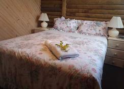 雷兹埃克的小木屋酒店 - 湖区入口 - 睡房