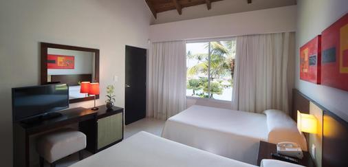 热带公主海滩Spa度假酒店 - 蓬塔卡纳 - 睡房