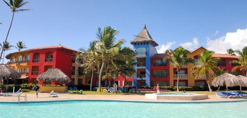 热带公主海滩Spa度假酒店 - 蓬塔卡纳 - 建筑
