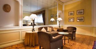 贝托嘉大西洋酒店 - 罗马 - 休息厅