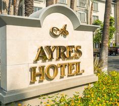 阿纳海姆艾雅酒店
