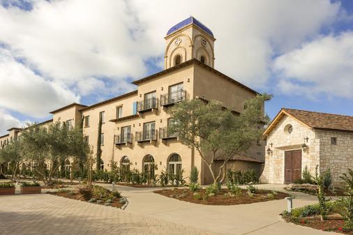 帕索罗布尔斯阿勒格瑞托葡萄园度假酒店 - 佩索罗伯斯 - 建筑