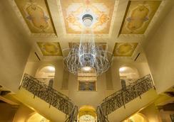 帕索罗布尔斯阿勒格瑞托葡萄园度假酒店 - 佩索罗伯斯 - 大厅