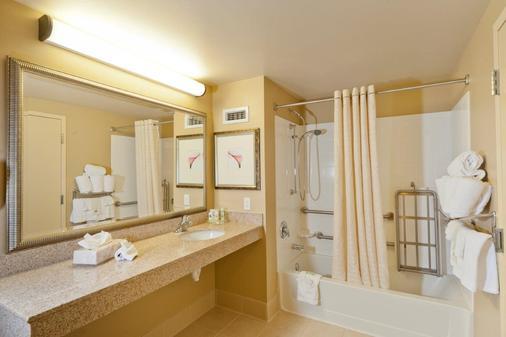 巴斯托艾瑞斯酒店 - 巴斯托 - 浴室