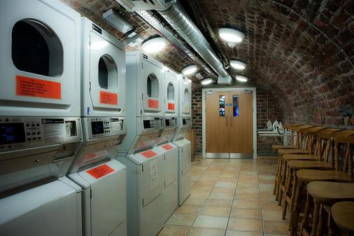 艾萨克斯旅馆 - 都柏林 - 洗衣设备