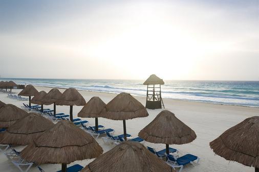金帕那索斯温泉度假酒店 - 坎昆 - 海滩