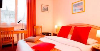 玛丽安娜酒店 - 多维尔 - 睡房