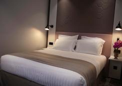 旺多姆圣日耳曼酒店 - 巴黎 - 睡房