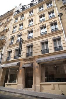 枫丹白露宫酒店 - 巴黎 - 建筑