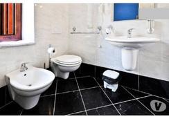 撒丁岛阳光和大海旅馆 - 阿尔盖罗 - 浴室