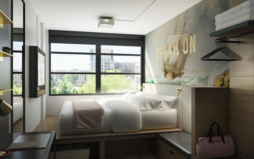 伯克利40号酒店 - 波士顿 - 睡房