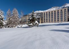 蓬特雷西纳萨拉兹酒店 - 蓬特雷西纳 - 建筑