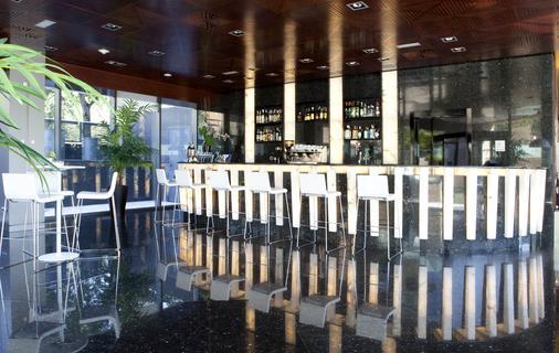 迈德里特酒店 - 马德里 - 酒吧