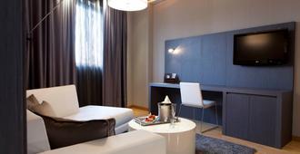 迈德里特酒店 - 马德里 - 客厅