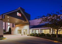 最佳西方plus朗布兰奇酒店和会议中心 - 锡达拉皮兹 - 建筑
