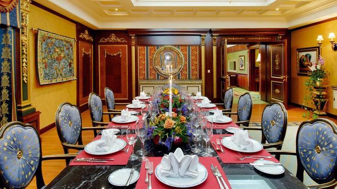 幻影豪华皇家酒店 - 马拉喀什 - 宴会厅