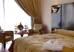 幻影豪华皇家酒店 - 马拉喀什 - 睡房