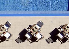 幻影豪华皇家酒店 - 马拉喀什 - 游泳池