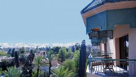 幻影豪华酒店 - 马拉喀什 - 阳台