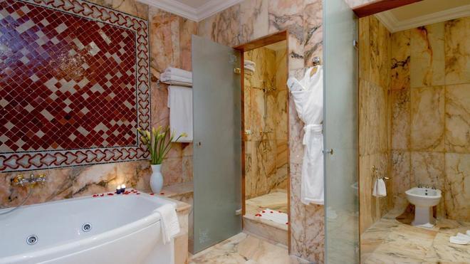 幻影豪华皇家酒店 - 马拉喀什 - 浴室