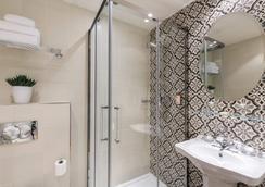 快乐文化维拉奥特罗酒店 - 尼斯 - 浴室
