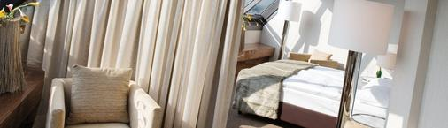 汉堡慕温匹克酒店 - 汉堡 - 睡房
