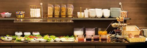 慕尼黑米拉贝尔酒店 - 慕尼黑 - 自助餐