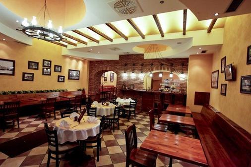 尔格莱德市酒店 - 贝尔格莱德 - 餐馆