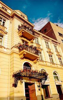 尔格莱德市酒店 - 贝尔格莱德 - 建筑