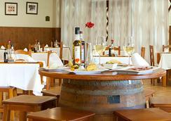 瓦伦丁桑克蒂佩特里会议中心温泉酒店 - 奇克拉纳-德拉弗龙特拉 - 餐馆