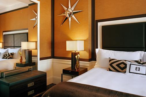 纽约帝国酒店 - 纽约 - 睡房