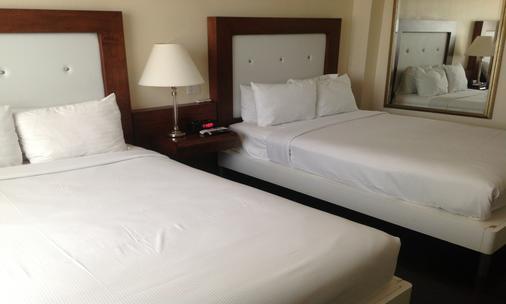 南海滩哈里森酒店 - 迈阿密海滩 - 睡房