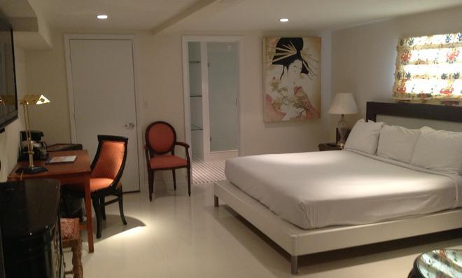 迈阿密海滩哈里森酒店 - 迈阿密海滩 - 睡房