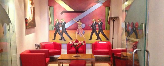 迈阿密海滩哈里森酒店 - 迈阿密海滩 - 休息厅