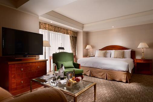 台北华国大酒店 - 台北 - 睡房