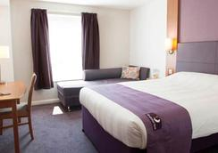 Premier Inn Bristol East (Emersons Green) - 布里斯托 - 睡房