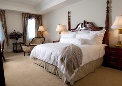 市场廷苑酒店 - 查尔斯顿 - 睡房
