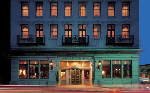 市场廷苑酒店 - 查尔斯顿 - 建筑