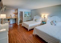马里纳马坦萨斯湾旁滨海度假村 - 迈尔斯堡海滩 - 睡房
