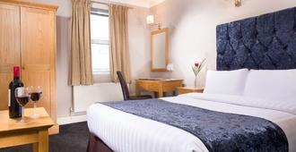 圣乔治酒店 - 尼娜 - 都柏林 - 睡房