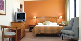诺丁汉市中心布列塔尼亚酒店 - 诺丁汉 - 睡房