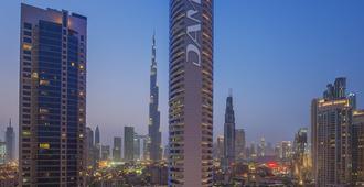 皇家卓越达玛克酒店 - 迪拜 - 建筑