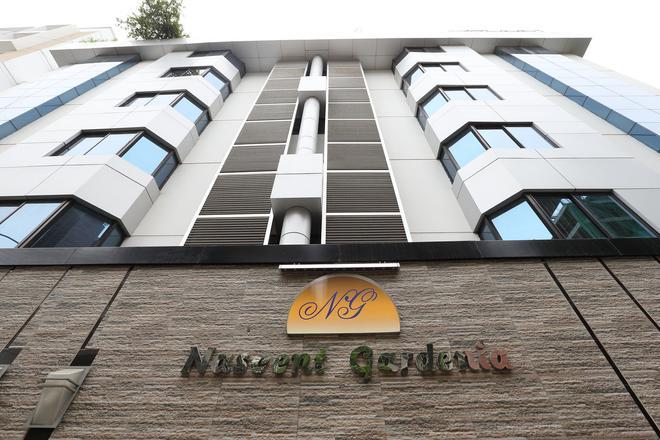 纳森加德尼亚巴里达拉酒店 - 达卡 - 建筑