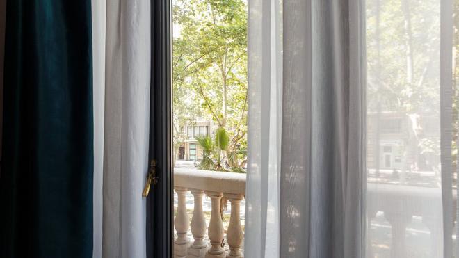 乌玛巴塞罗那住宿加早餐精品酒店 - 巴塞罗那 - 阳台